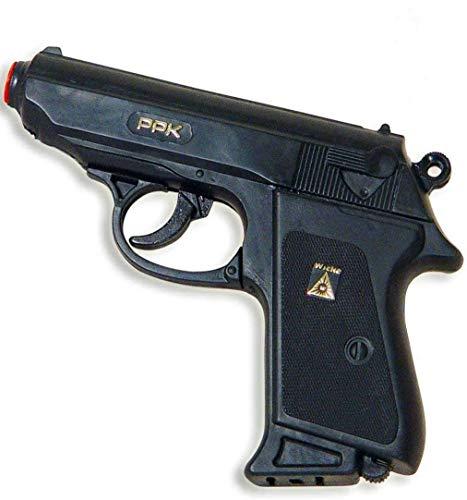 KarnevalsTeufel Pistole Polizei SWAT FBI...