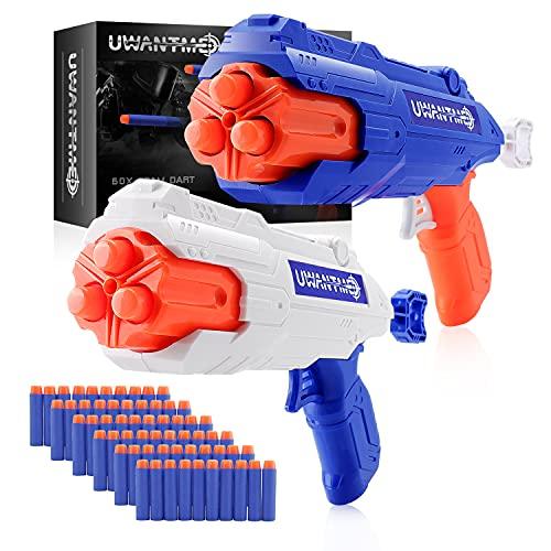 UWANTME 2er Set Spielzeug Pistole für...